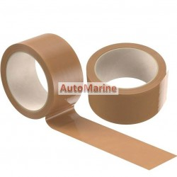 Packaging Tape - Brown - 50mm x 66m