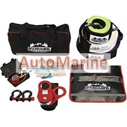 Off-Road Recovery Winch Kit
