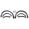 Fender Flare Set (Slim Type) for Ford Ranger 2015 Onward