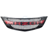 Mazda BT50 Grille (Black / Red) 2012 - 2015