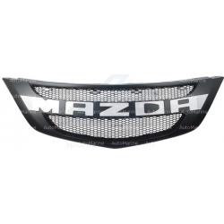 Mazda BT50 Grille (Black / White) 2012 - 2015
