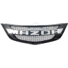 Mazda BT50 Grille (Black / White) 2012 - 2015