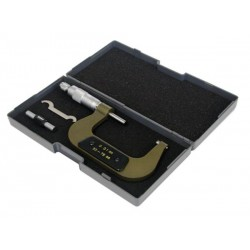 Micrometer - 50 to 75 mm in Plastic Case
