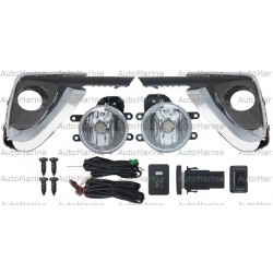 Toyota Fortuner 2017 Onward Spot Lamp Set