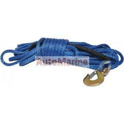 Synthetic Rope (15000LB) with Hook