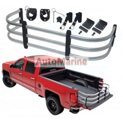 Universal Bakkie / Truck Tail Expander (Black)