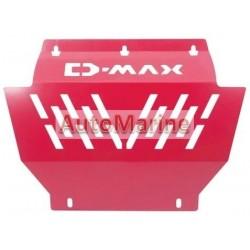 Isuzu DMax Skid Plate (2013 Onward)
