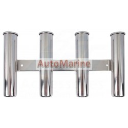 Rod Holder - 4 Rod - Heavy Duty - 316 Stainless Steel