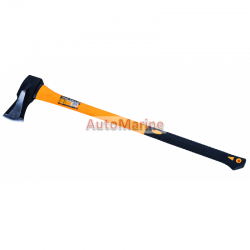 Log Splitting Axe with Fibreglass Handle (2kg)