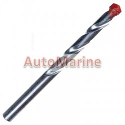 Masonry Drill Bit - 8mm (Zinc Plated)