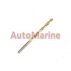 HSS Twist Drill Bit - 4.0mm (Titanium)