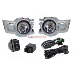 Nissan NV350 Kombi Spot Lamp Set