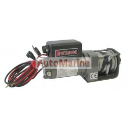 Runva 24 Volt - 3000lb (1360kg) - With Solenoid Pack