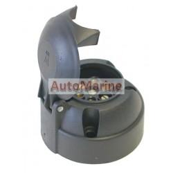 Trailer Power Socket - 7 Pin - PVC - Sunwagon