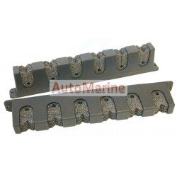Rod Holder - Plastic - Horizontal (6 Rod)