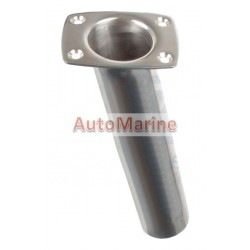 Rod Holder - 15 Degree - 316 Stainless Steel
