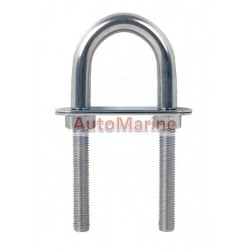 U-Bolt - Stainless Steel - 12mm x 150mm