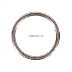 Welded Ring - 30mm - 316SS