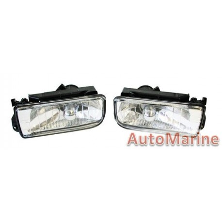 BMW E36 Spot Lamp Set