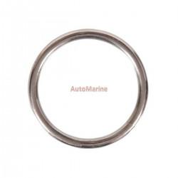 Welded Ring - 50mm (80kg) - 316SS