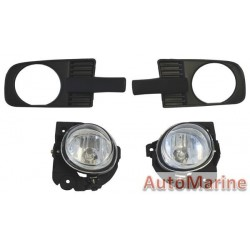Ford Ranger 2006-2010 Spot Lamp Set