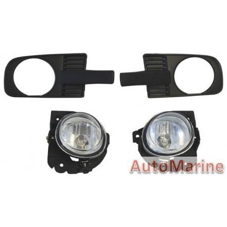 Ford Ranger 2006-2010 Spot Lamp Set