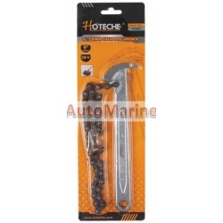 Hoteche Chain Pipe Wrench - 220mm
