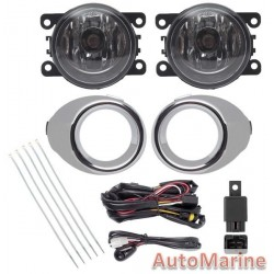 Ford Fiesta 2009-2013 Spot Lamp Set