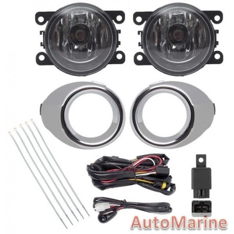 Ford Fiesta 2009-2013 Spot Lamp Set