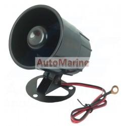 Car Alarm Siren - 6 Tone