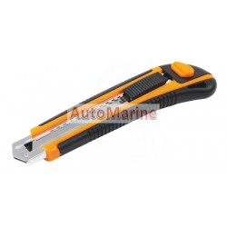 Utility Cutter - Heavy Duty - 18mm with 3 Blades