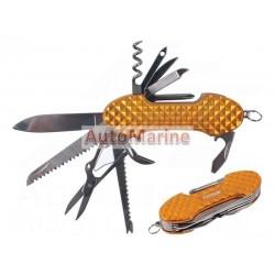Multi Tool 15 in 1 Folding Pocket Knife