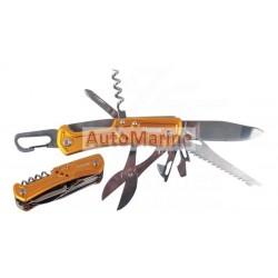 Multi Tool 9 in 1 Folding Pocket Knife