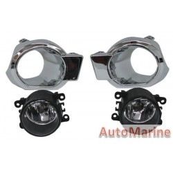 Ford Ranger 2011-2015 Spot Lamp Set