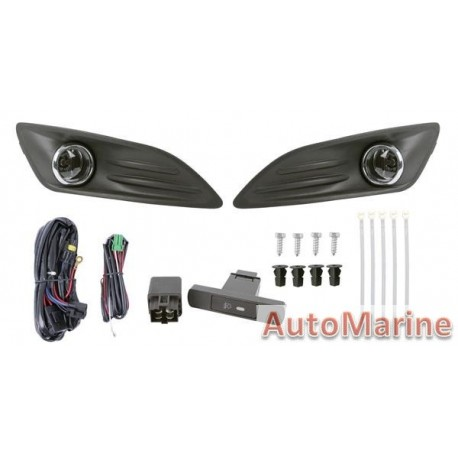 Ford Fiesta 2013 Onward Spot Lamp Set