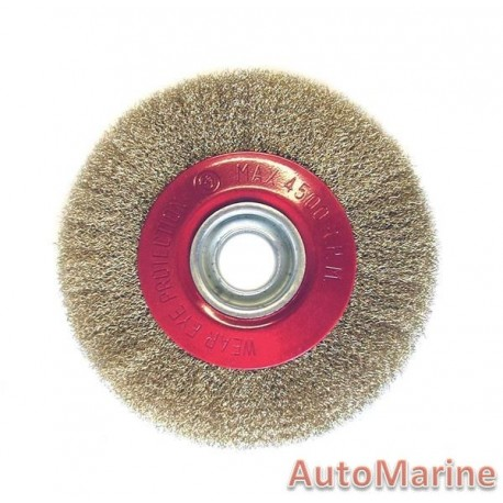 Bench Circular Brush - 150mm