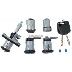 Ford Ka Ignition Barrel and Door Locks with Keys