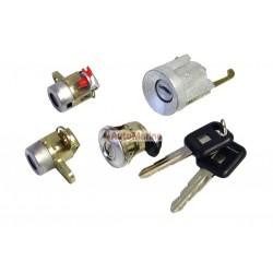 Isuzu KB (1989-1996) Ignition Barrel and Door Locks with Keys