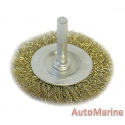 Circular Brush with Shaft 65mm