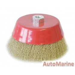 Cup Brush 150mm M14X2