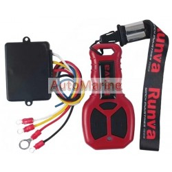 Wireless Remote for Runva 12 / 24 Volt Winches
