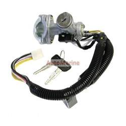 Honda (SH3) (1989 - 1992) (Prelude Look) Ignition Barrel with Keys