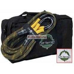 Recovery Rope - 6m x 19mm - 8.6 Ton Max