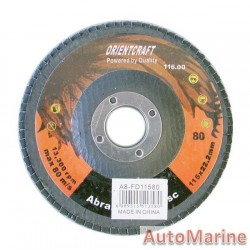 Flap Disc 115mm 80 Grit
