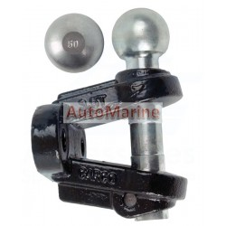 Tow Hitch with Removable 50mm Ball - 3.5 Ton