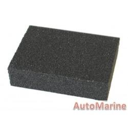 Foam Sanding Block 60 Grit 100mm X 70mm