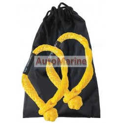 Synthetic Rope Soft Shackels - Max 10 Ton