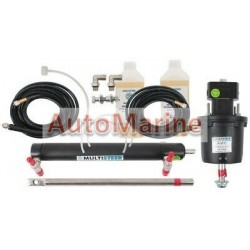 Hydraulic Steering Kit - Side Mount - Up to 300hp
