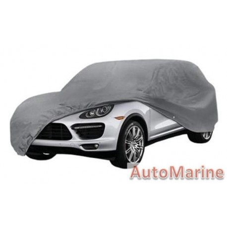 Waterproof Car Cover - Medium