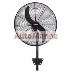 Tradequip 200W Electric Wall Mounted Fan